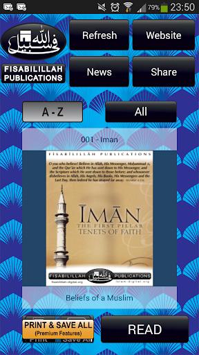 Fisabilillah Books Free