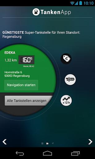 TankenApp PRO von T-Online.de