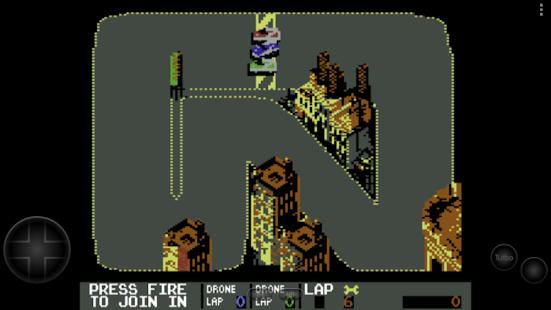 C64.emu Screenshot