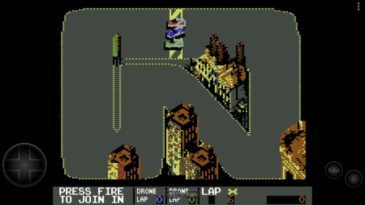 C64.emu- screenshot
