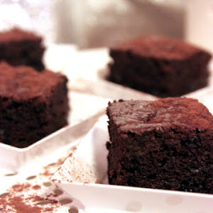 3 Chocolate Brownies
