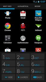 Quad Drawer, quick app drawer Screenshot 7