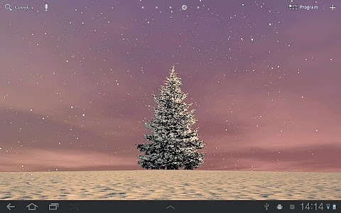 Winter Trees Live Wallpaper screenshot 5