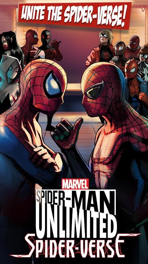 spider unlimited screenshot