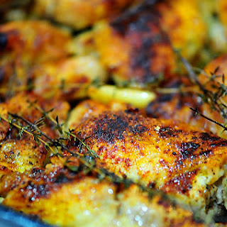 Skillet Roasted Chicken