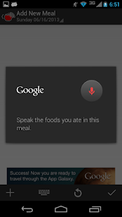 Sound Off Food Tracker - Free - screenshot thumbnail