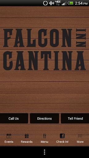 Falcon Inn Cantina