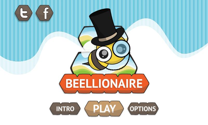 Beellionaire- screenshot