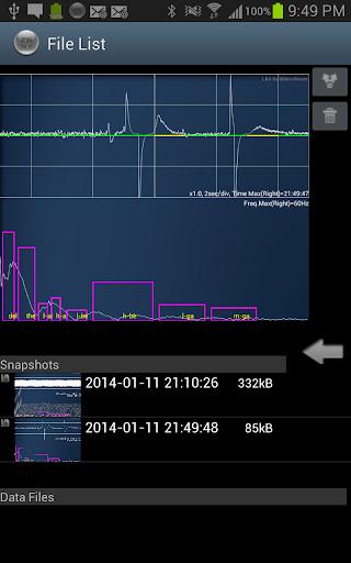 【免費健康App】脳波測定とFFT解析トライアル版-APP點子