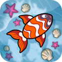 Fish Matching For Kids icon