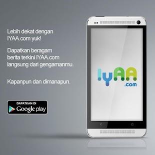 IYAA News - screenshot thumbnail