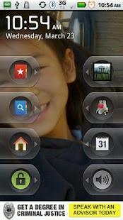 LockMenu (free) - Lockscreen - screenshot thumbnail
