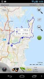 Maverick: GPS Navigation Screenshot 6