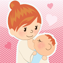 Breastfeeding Tracker Baby Log icon