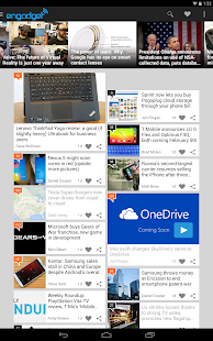 Engadget - screenshot thumbnail