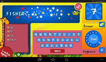 Screenshot of Words Guru
