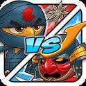 Ninja Zombie Smash Bros. icon
