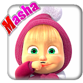 Masha with Panda Game