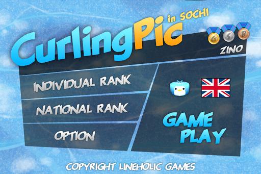 CurlingPic in SOCHI