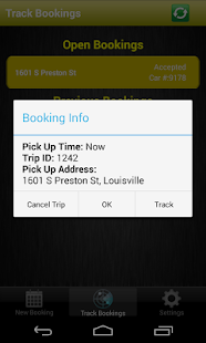 Yellow Cab Louisville- screenshot thumbnail