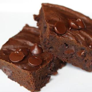 Gluten Free Black Bean Brownies Recipe