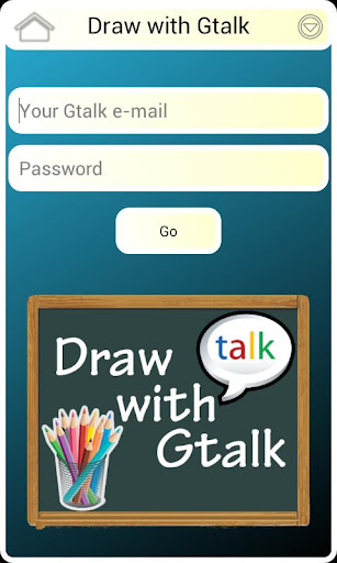 Draw with Gtalk Messenger FREE