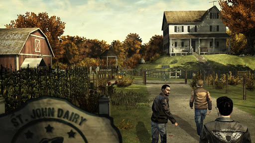 The Walking Dead: Season One  screenshots 20