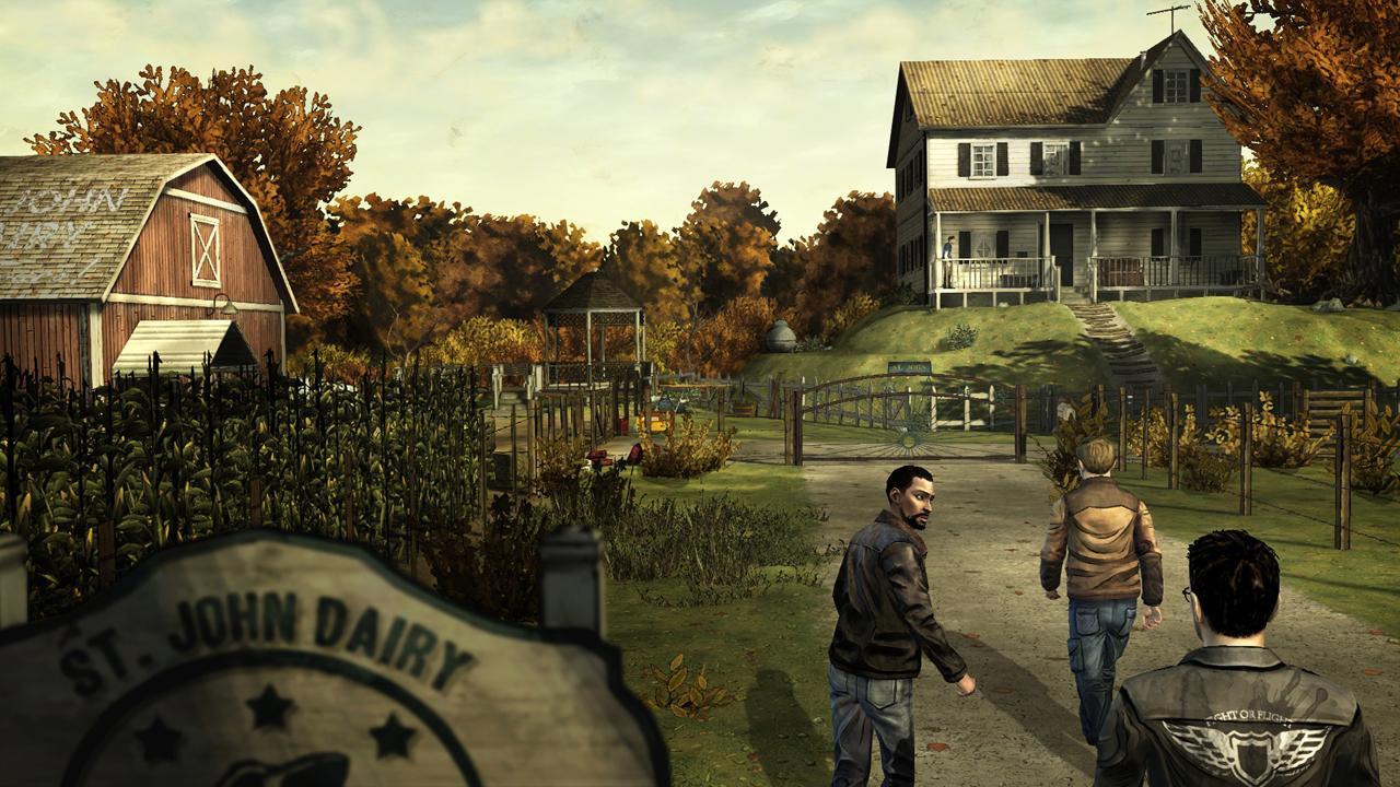 The Walking Dead: Season One screenshot #20
