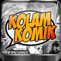 Kolam Komik icon