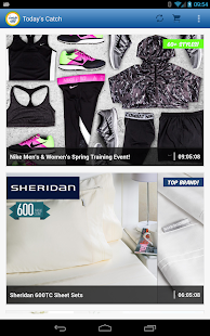 CatchOfTheDay: Online Shopping- screenshot thumbnail
