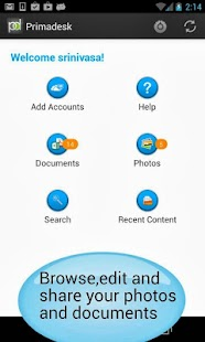 Cloud File Manager & Explorer- screenshot thumbnail