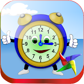Tell Time for Kids First Grade
