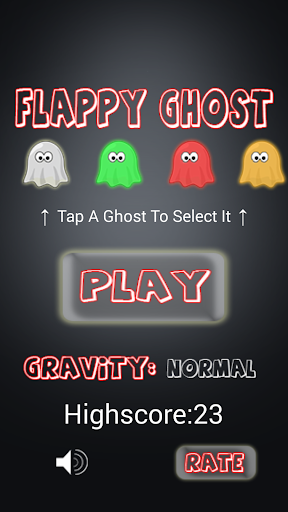 Flappy Ghost