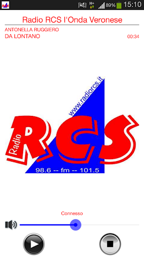 Radio RCS Player new