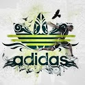 adidas live wallpaper icon