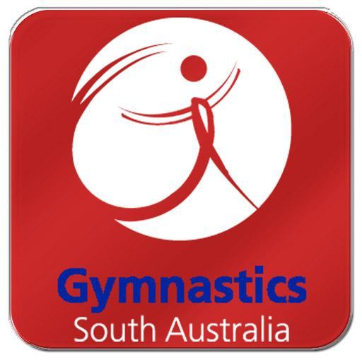 Gymnastics SA LOGO-APP點子