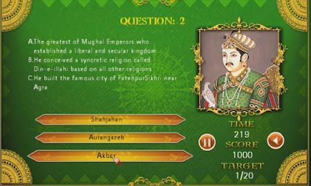 Jodha Akbar Game 1.0.3 screenshot 564827