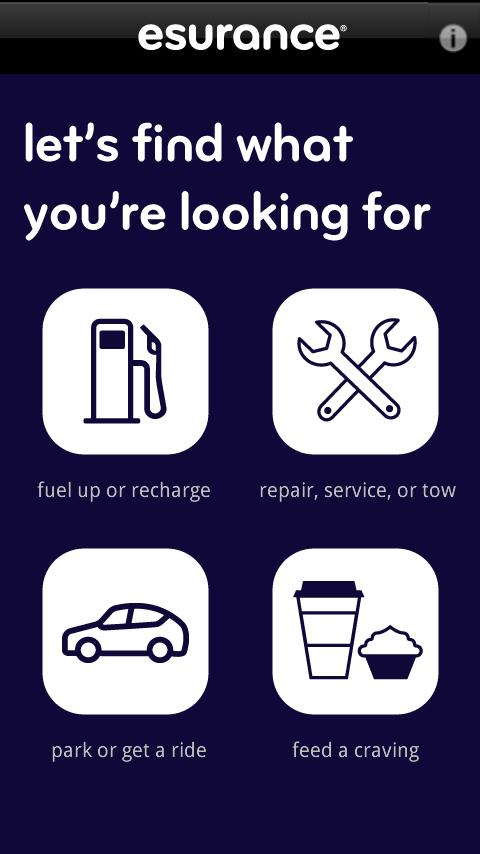Esurance Mobile - screenshot