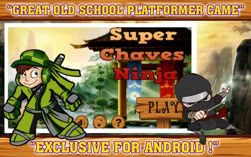 Super Chaves Ninja
