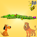 Animals of the World – Beta – logo
