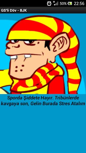 GS'li Döv - BJK