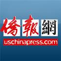 侨报新闻 logo