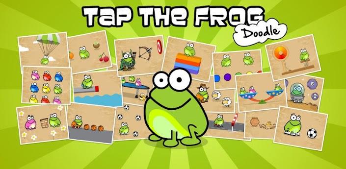 Tap the Frog: Doodle скачать игру на андроид