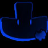 APW Theme DarkWidgetsBlue