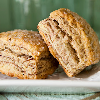 Flaky Biscuits with a Million Layers of Cinnamon