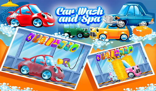 Car Wash and Spa|玩休閒App免費|玩APPs