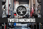 Logo of Twisted Manzanita Aged Gillespie Brown In Pinot Noir Barrels
