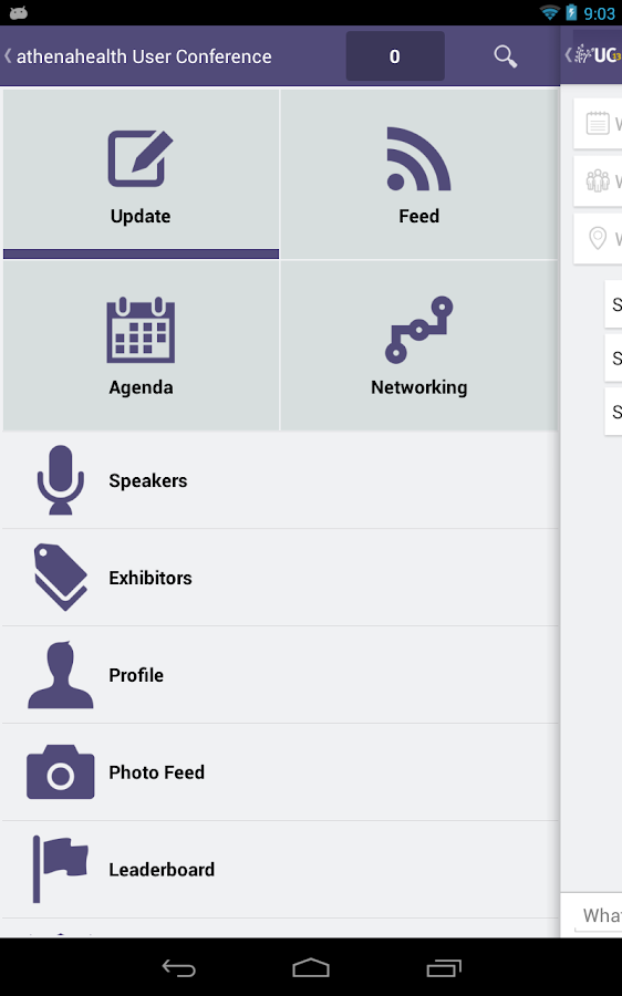 athenahealth User Conference - screenshot