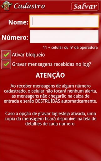 【免費工具App】Bloqueia SMS-APP點子