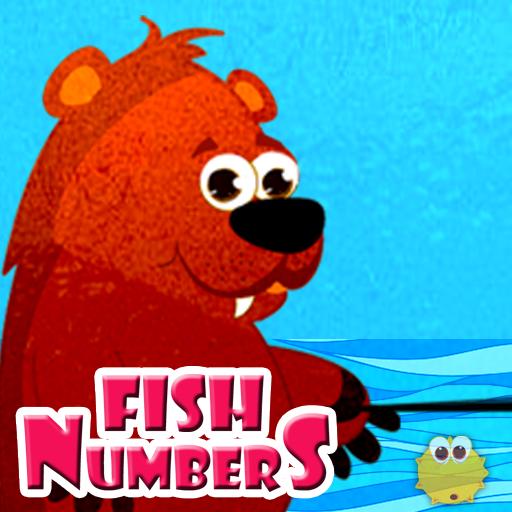 Kids Number Fishing LOGO-APP點子